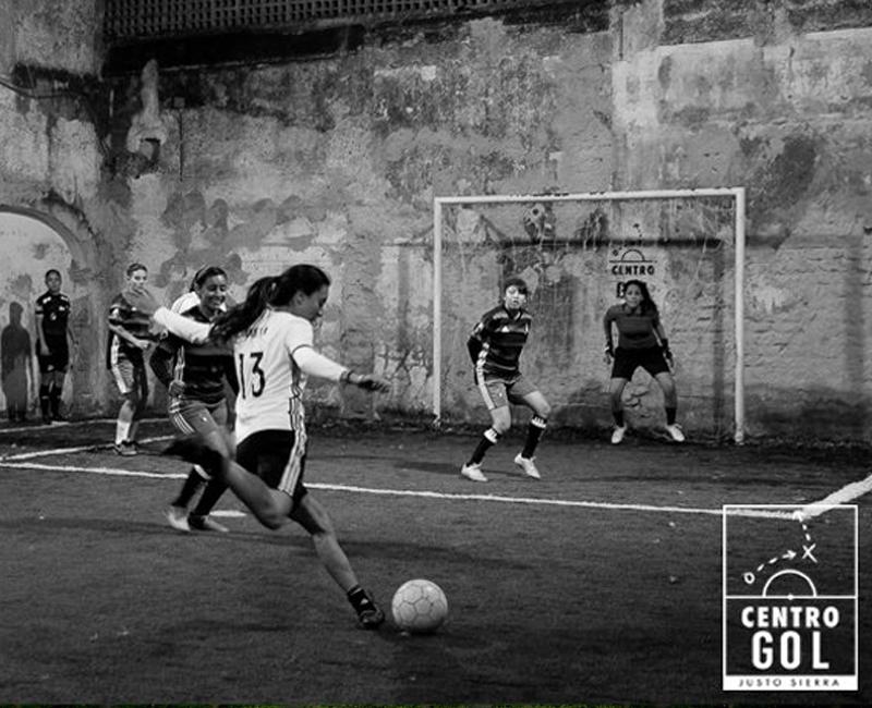 Fotografia 1 Centro Gol MX