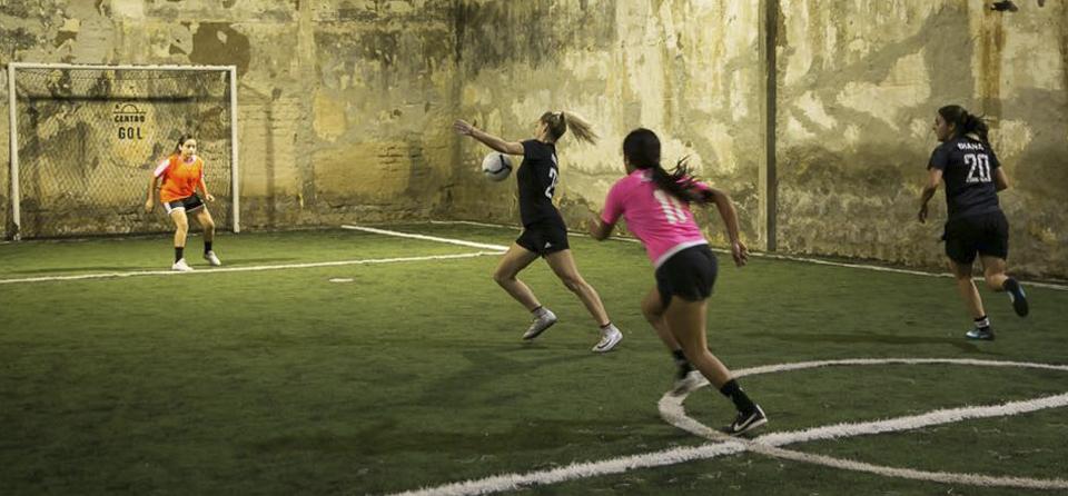 Fotografia 1 partido Centro Gol MX