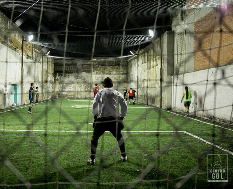 Fotografia 2 Centro Gol MX