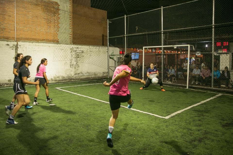 Fotografia 2 partido Centro Gol MX