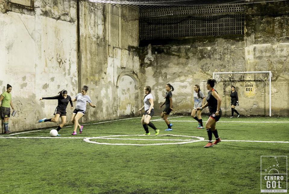 Fotografia 6 Centro Gol MX